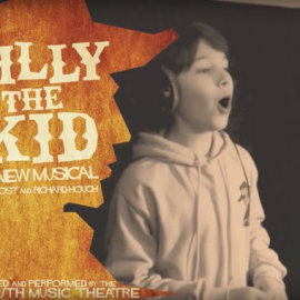 Billy The Kid Live Cast Recording